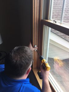 installing cord chain - blind cord safety