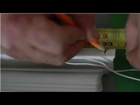 measuring blinds