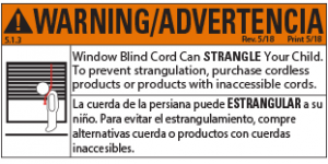 blind cord safety